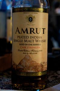Amrut Peated Cask Strength 1