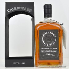 Craigellachie Cadenhead Small batch 2