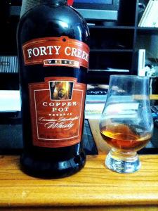 Forty Creek Copper Pot