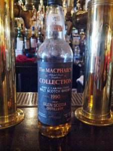 Glen Scotia 1990 G&M