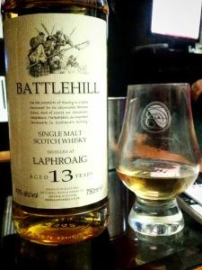 Laphroaig 13 Battlehill