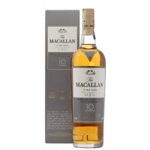 Macallan Fine Oak 10 2