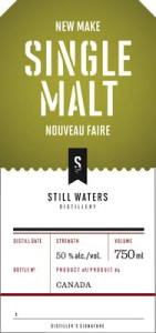 Still Water New Make Single Malt