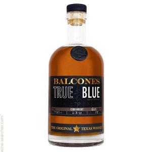 Balcones True Blue Cask Strength 1