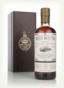 Ben Nevis 10 year old (cask 334) White Port Pipe Matured 1