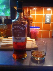 Bowmore Laimrig 15