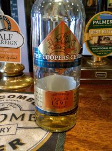 Caol Ila 1991 The Cooper's Choice