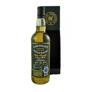 Caol Ila 22 1991 Cadenhead's Authentic Collection 1