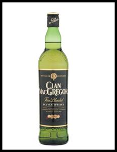 Clan MacGregor Blend 1