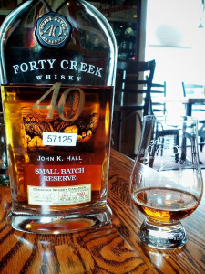 Forty Creek Small Batch Reserve