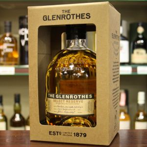 Glenrothes Select Reserve 1