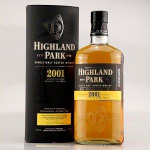 Highland Park 2001 Vintage 1
