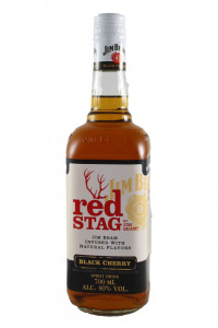 Jim Beam Red Stag Black Cherry 1