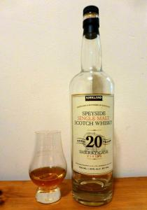 Kirkland Speyside Sherry Cask Finished