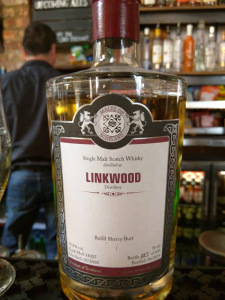 Linkwood Refill Sherry Butt 2000 (Malts Of Scotland) 1
