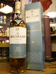 Macallan Fine Oak 15 1