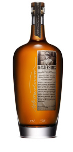 Masterson's 10 year old Straight Rye 1