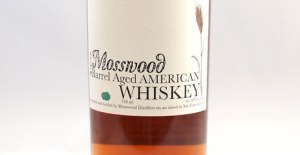 Mosswood Barrel Aged American Whiskey - Espresso Barrel 1