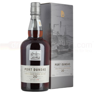 Port Dundas 20 year old (2011 Release) 1