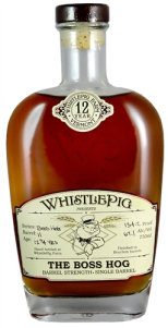 Whistle Pig Boss Hog 2013 1