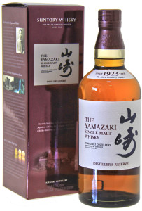 Yamazaki Distiller's Reserve 1