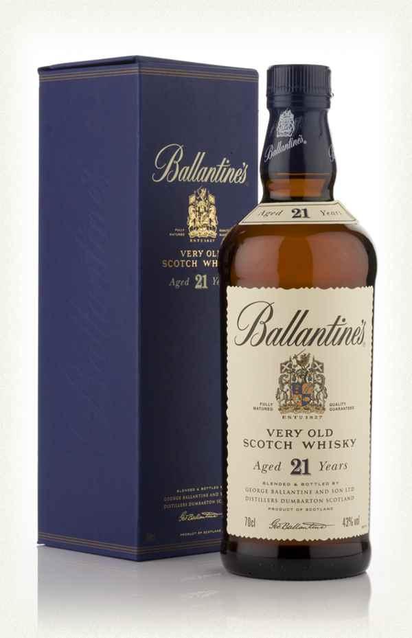 Ballantines 21 1