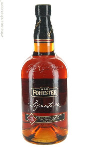 Old Forester Signature 1