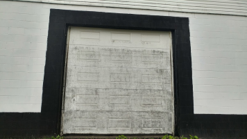 Whisky mold on the doors