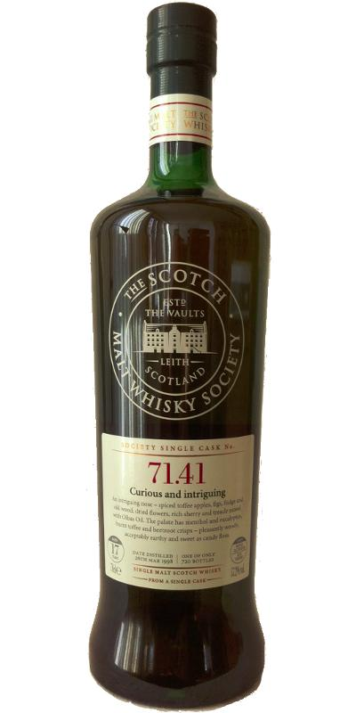 "Glenburgie SMWS 71.41 ""Curious and intriguing"".jpg"