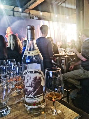 LCBO Pappy 23 Tasting