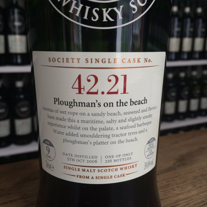 "Ledaig SMWS 42.21 ""Ploughman's on the beach"" 4.jpg"