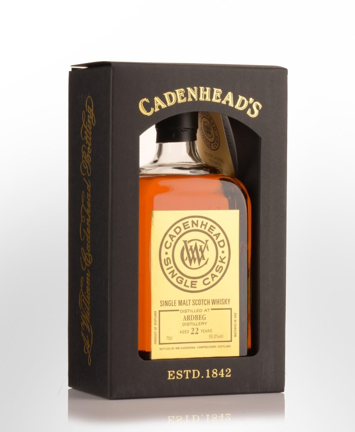 Ardbeg 22 1993 Cadenhead Single Cask 2.jpg