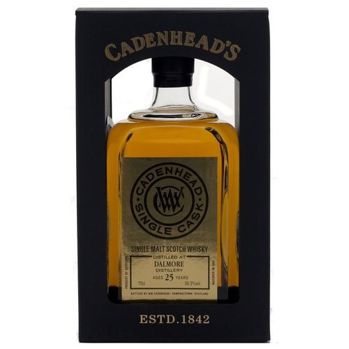 Dalmore 25 Cadenhead Single Cask 2