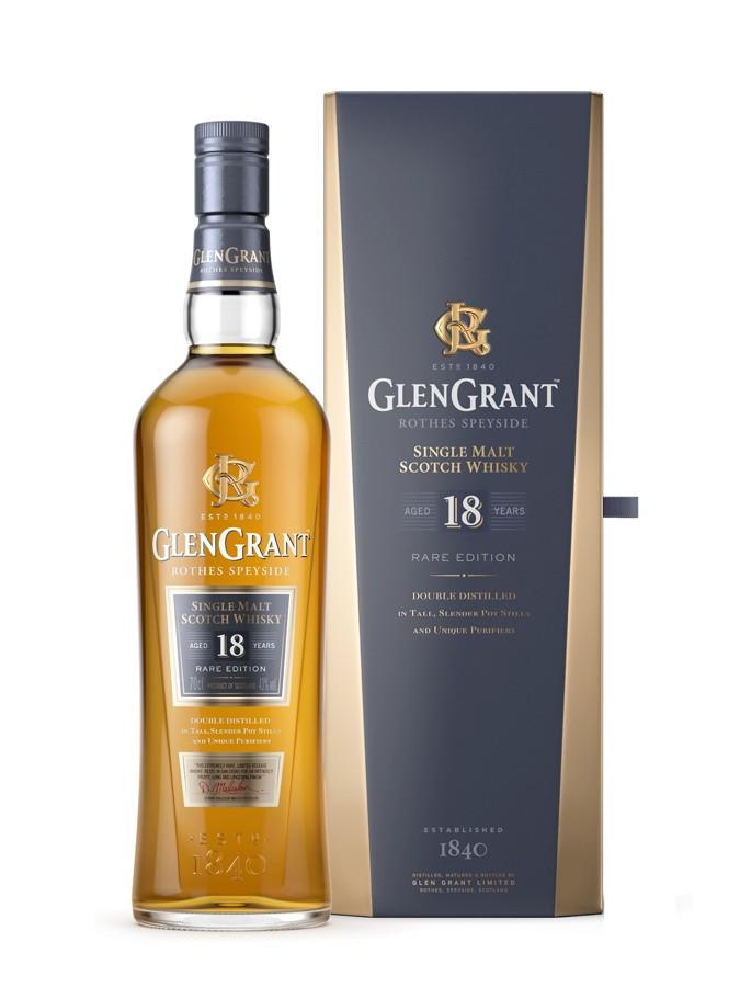 Glen Grant 18 2