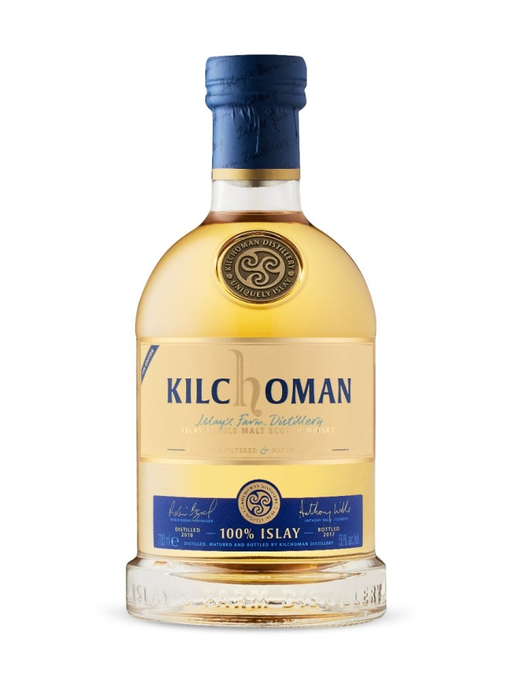 Kilchoman 100% Islay 5th edition.jpeg