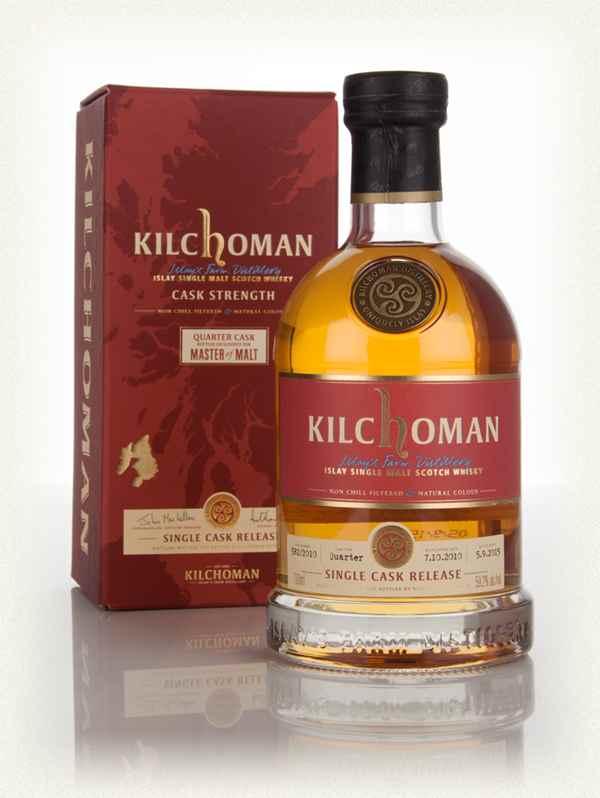 Kilchoman 4 2010 - Single Quarter Cask Release 2.jpg