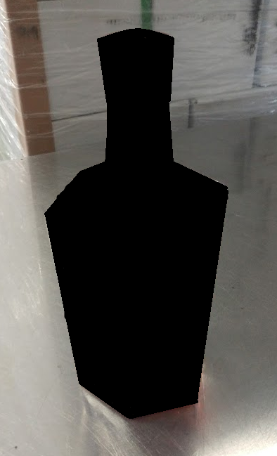 redacted bottle