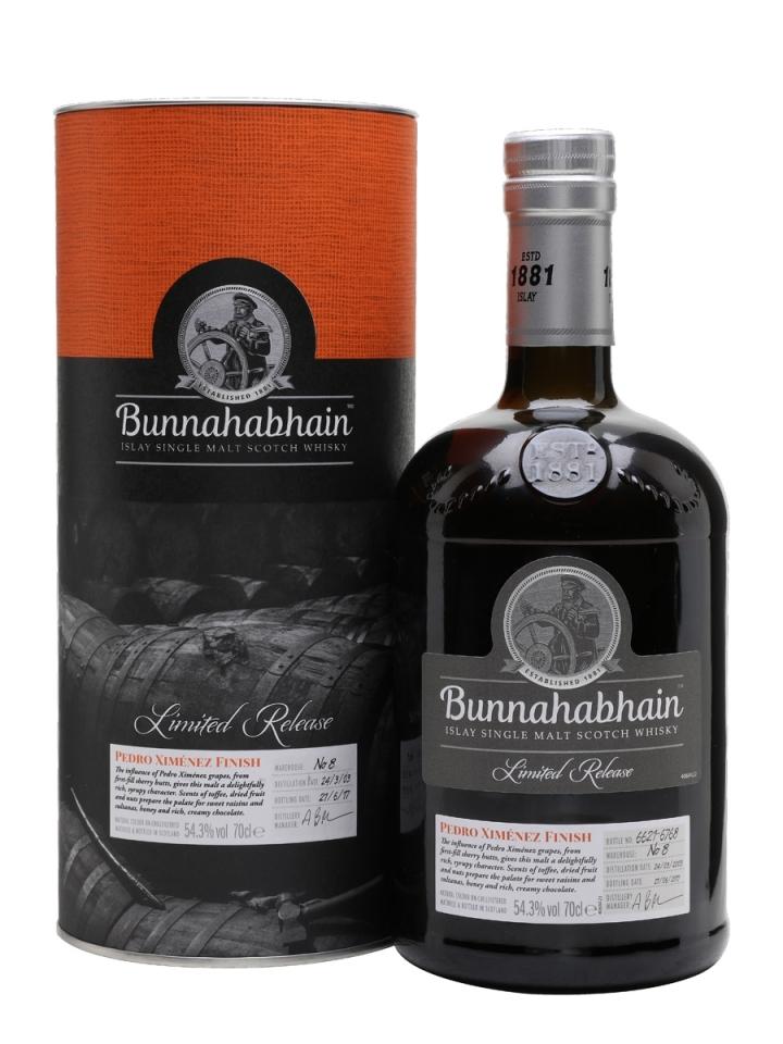 Bunnahabhain 14 PX 2.jpg