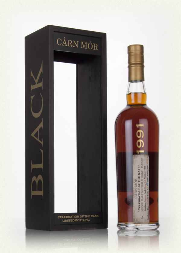 Bowmore 25 1991 Carn Mor Black Gold 2.jpg