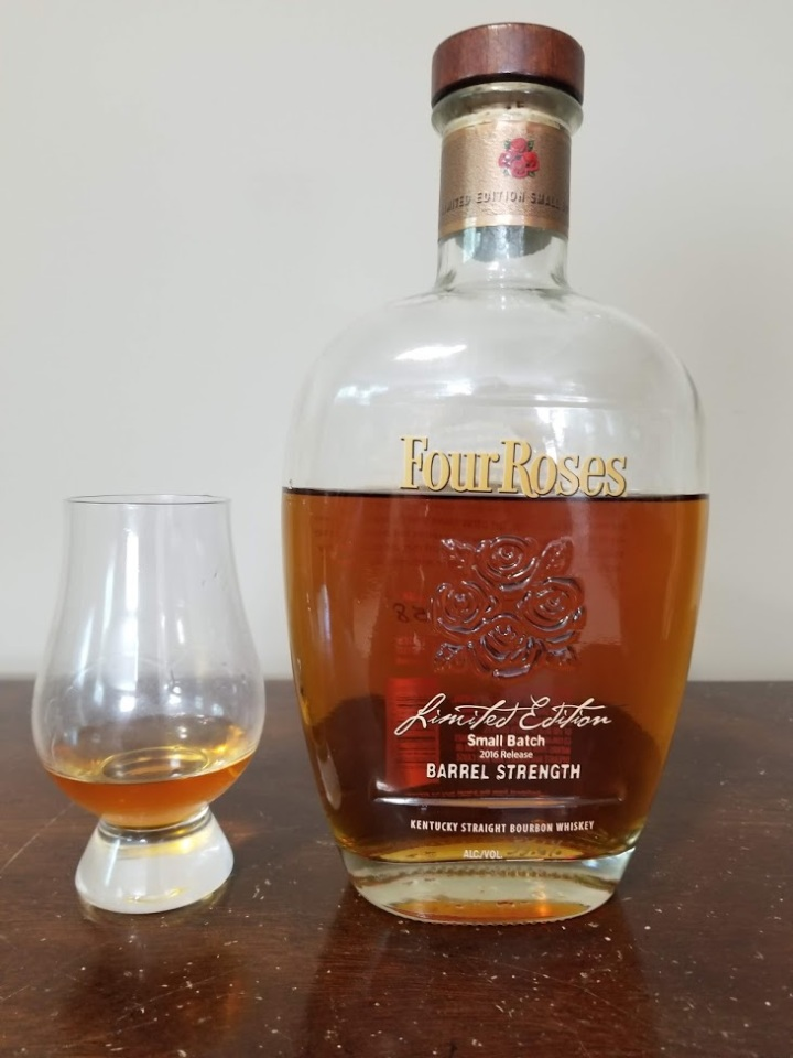 Four Roses 2016 Limited Edition Barrel Strength.jpg