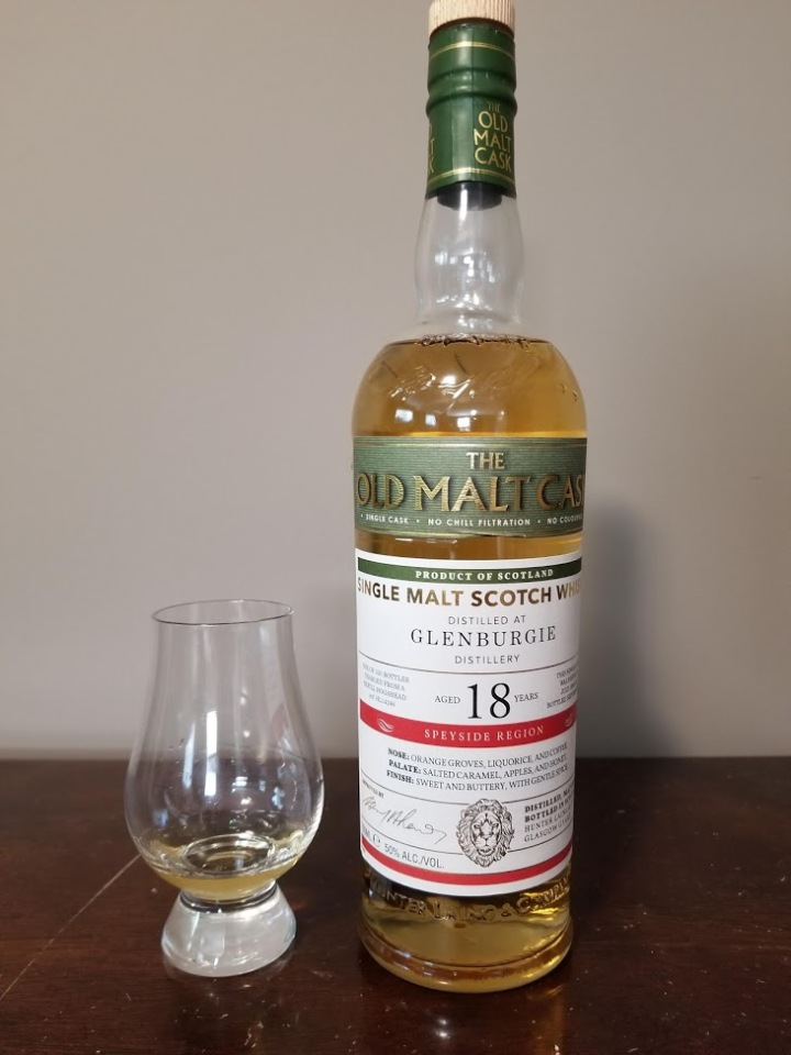 Glenburgie 18 Old Malt Cask Hunter Laing.jpg