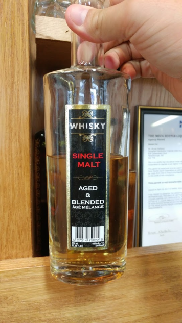 "how is a single malt ""blended""?"